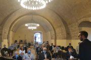 CS - Svolta mediterranea ispirata a La Pira evocata tra Pitigliano e Ventotene per Gerusalemme