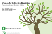 Lancio del Progetto: 'Women for Collective Identities: Peace, Security, and Identitary Cuisine'
